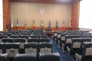 Sala de Conferinte Romaero / Romaero Confference Room